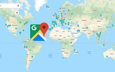 Live View, Nuove funzioni su Google Maps