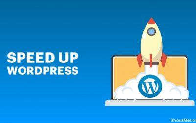 Velocizzazione WordPress